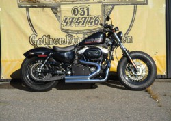 Harley XL1200X Fuorty Eight